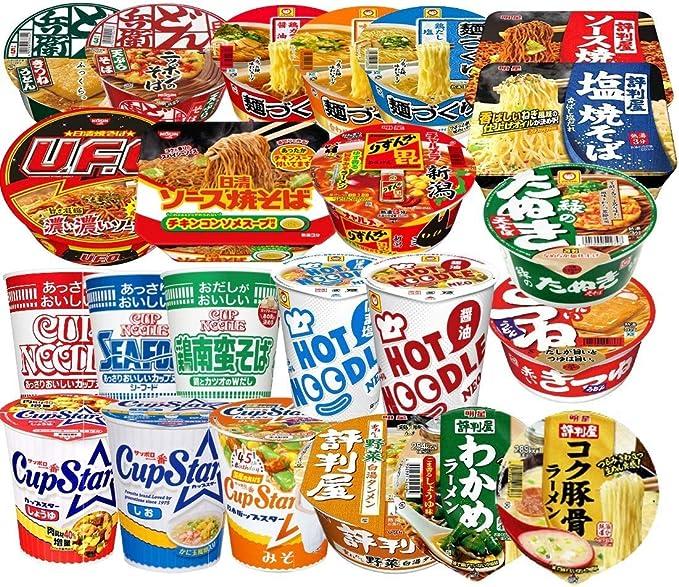 カップ麺・即席麺