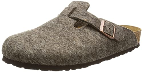 221125de319c Birkenstock Boston Wool