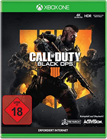 Call of Duty: Black Ops 4 Standard Plus Edition - Xbox One (exkl. bei ...
