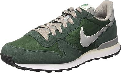 zapatillas nike internationalist verdes