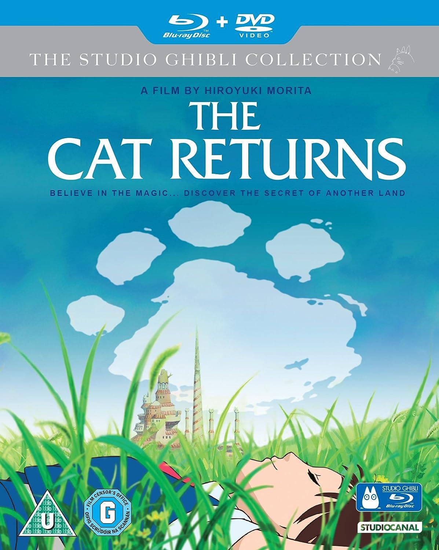 Cat Returns [Edizione: Regno Unito] [Italia] [Blu-ray]
