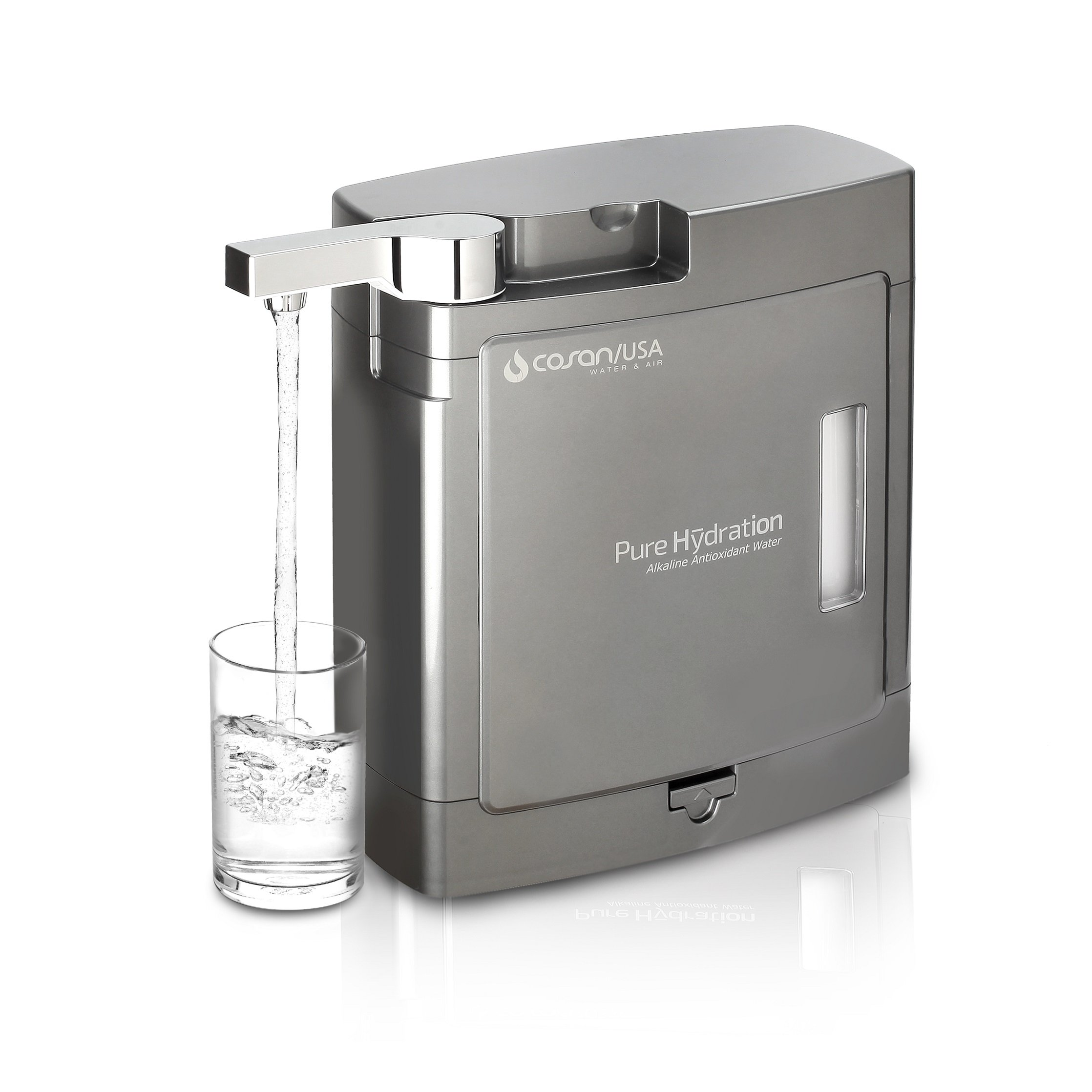 Pure Hydration Alkaline Antioxidant Water Ionizer (The fastest growing water ionizer, over 120,000 sold worldwide)