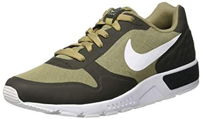 watch f6035 d4650 Nike Men s Nightgazer Lw Se Running Shoes, Green (Neutral Olive White  Sequoia