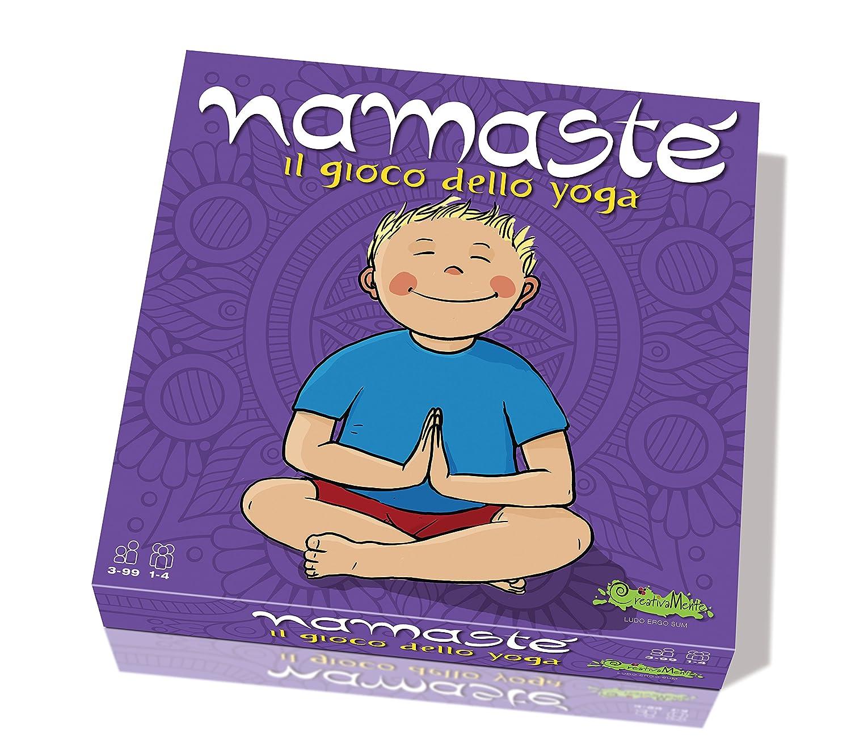CreativaMente – Namasté – Il gioco dello Yoga, 226