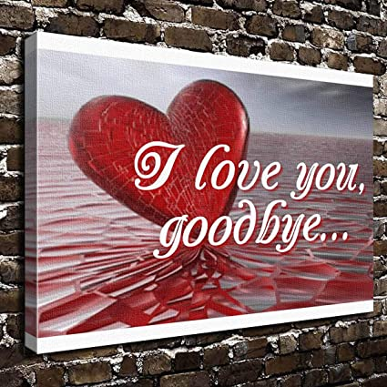 Amazoncom For Your Gifts Colorsforu I Love You Goodbye Quotes Sea