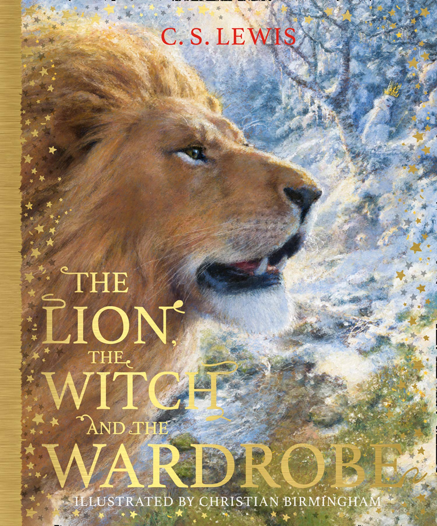 Read Online The Lion, the Witch and the Wardrobe (Best-Loved Classics) PDF