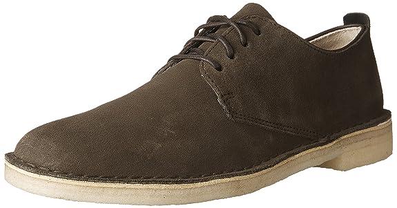 """feeed7dcacbe5 Estos zapatos importados de color """"Gamuza Turba"""" poseen un diseño simple y  están fabricados con cuero gamuza. Tienen suela resistente y cordones de  cuero ..."""