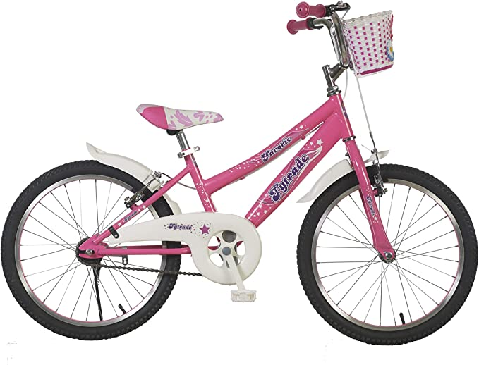 T/&Y Trade 20 20 Zoll Kinder M/ÄDCHEN Jungen Bike Fahrrad Rad M/ÄDCHENFAHRRAD KINDERFAHRRAD JUNGENFAHRRAD R/ücktrittbremse R/ücktritt Laser ROT