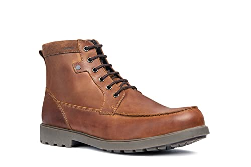 half off 100% genuine retail prices Amazon.com | Geox Men's Rhadalf A Warm Lined Work Lace Up ...