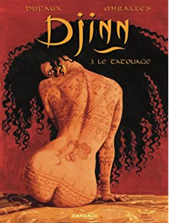 Djinn - Tome 5 - Africa (French Edition)
