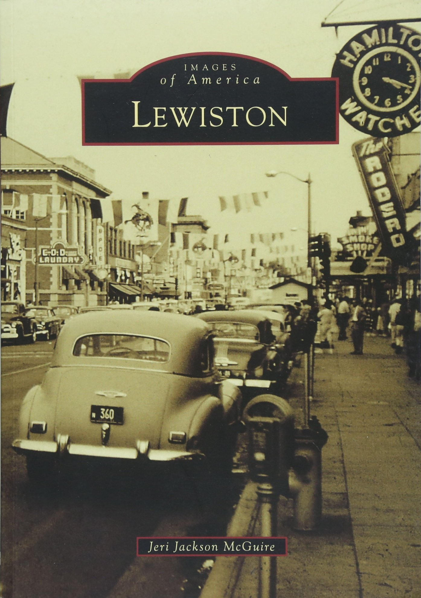 Lewiston (Images of America) pdf epub
