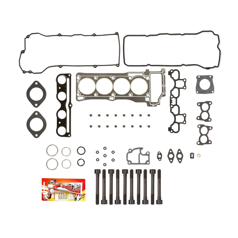 00 06 Nissan Sentra 18 Qg18de Dohc Head Gasket Set Qg18 Wiring Diagrams Bolts Automotive