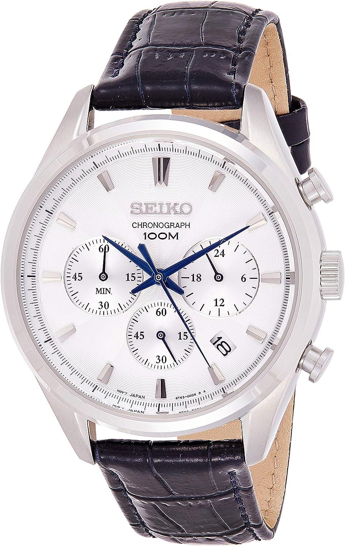 Seiko Reloj de Pulsera SSB291P1