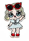 Nipitshop Patches Blythe Doll Little Kid Girls with