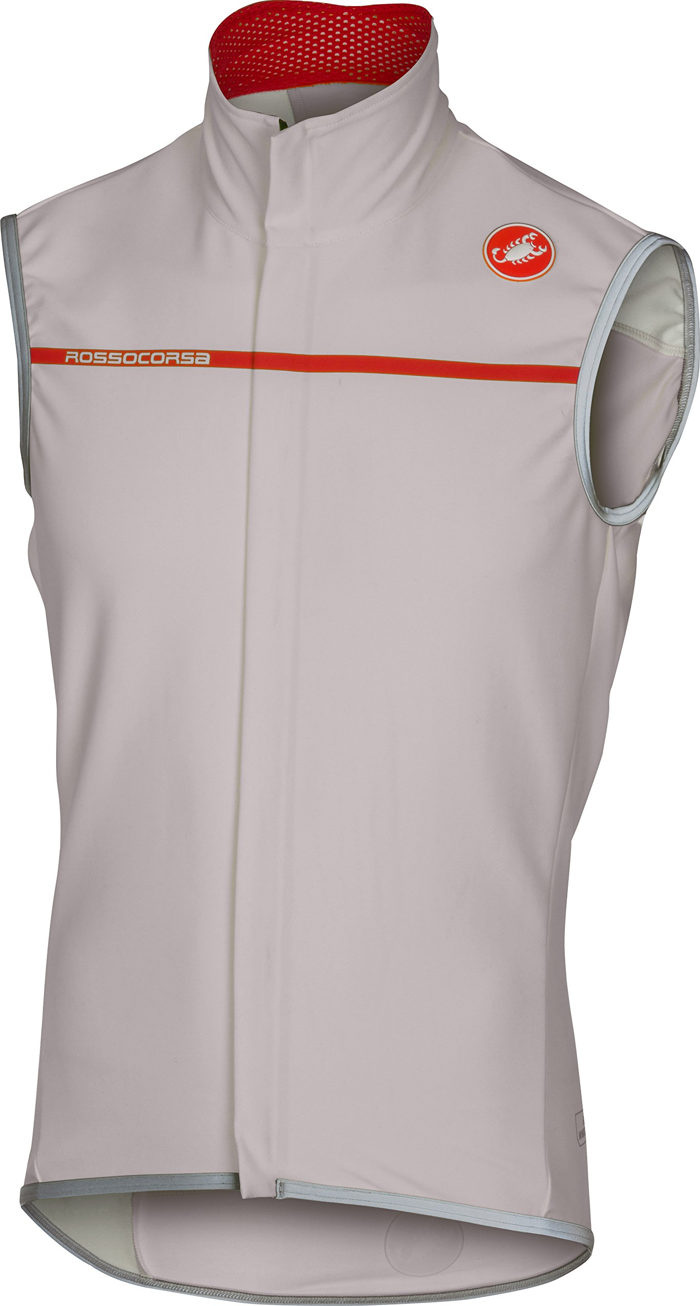 Castelli Perfetto Vest - Men's Forest Gray, M by Castelli