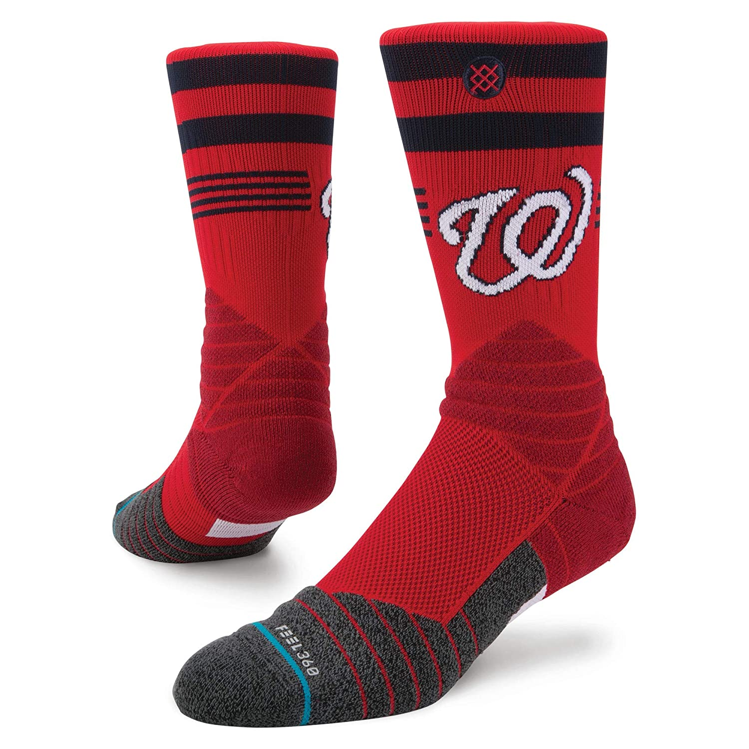 Stance Mens Nationals Pro Crew MLB on Field Sock