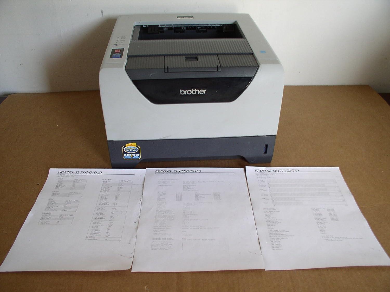 Brother HL-5370DW - Impresora láser (Laser, 1200 x 1200 dpi, A4 ...