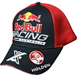 【RedBull Racing AUSTRALIA】V8 SuperCar 「HOLDEN Motorsport」赤 メッシュキャップ