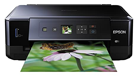 Epson Expression Premium XP-520 - Impresora multifunción de Tinta ...
