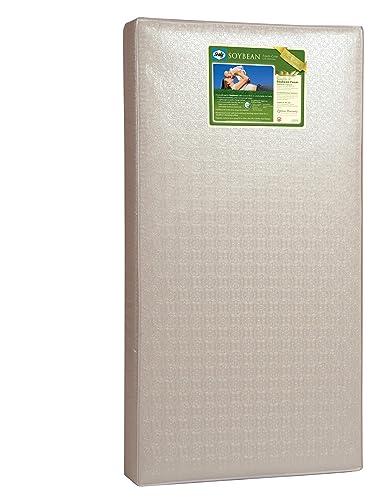 Sealy Baby Soybean Foam-Core Standard Toddler & Baby Crib Mattresses
