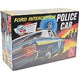 AMT/VRC Hobbies 1970 Ford Galaxie Police Car 1:25 Plastic Model Car Kit 788