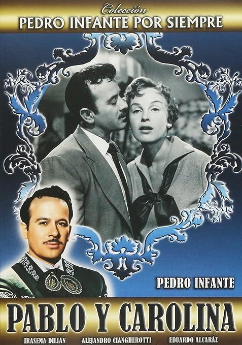 Amazon.com: Pedro Infante Paquete De 5 Peliculas Edicion De Coleccion [NTSC/Region 1 and 4 dvd. Import - Latin America] Pedro Infante (El Inocente, ...