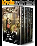 Ononokin - Box Set One (Tales from the land of Ononokin Box Set Book 1)