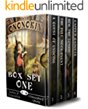 Ononokin - Box Set One (Tales from the land of Ononokin Box Set Book 1)
