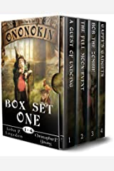 Ononokin - Box Set One (Tales from the land of Ononokin Box Set Book 1) Kindle Edition