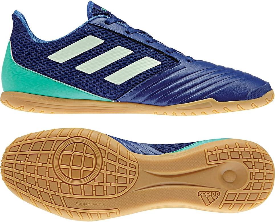 adidas Predator Tango 18.4 Sala CP9289, Botas de fútbol Unisex Adulto, Unity Ink Aero Green Hi Res Green, 43 1/3 EU: Amazon.es: Zapatos y complementos