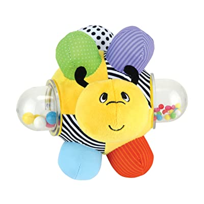Amazing Baby Bumble Bee Bumpy Ball : Baby