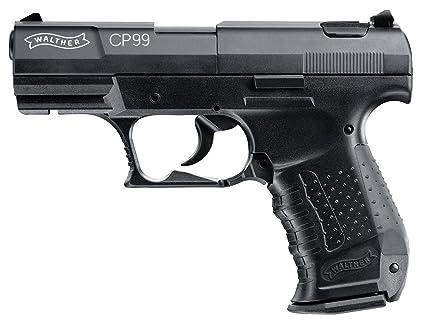 amazon com walther cp99 177 caliber pellet air gun airsoft guns rh amazon com Walther CP99 Parts Replacement Walther Nighthawk Manual