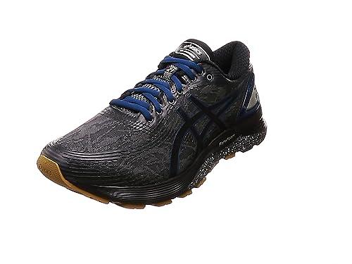 ASICS Gel-Nimbus 21 Winterized, Zapatillas de Running para Hombre: Amazon.es: Zapatos y complementos