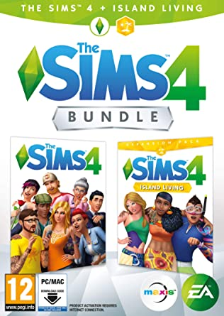 The Sims 4 Plus Island Living Deluxe Upgrade Bundle Digital