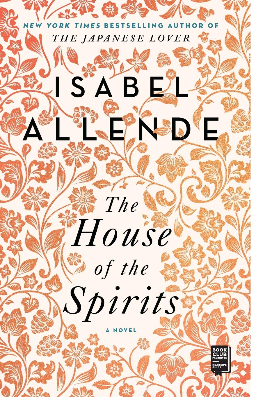 The House of the Spirits: A Novel: Allende, Isabel: 9781501117015:  Amazon.com: Books