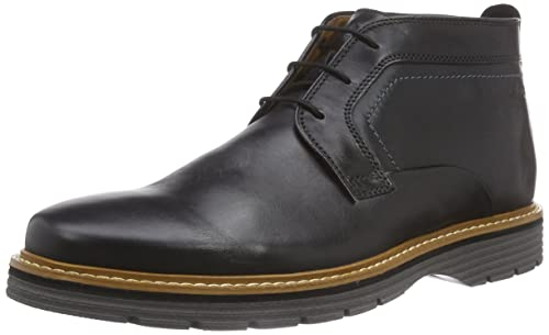 Newkirk Top, Mens Cold Lined Classic Boots Short Length Clarks