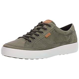 ECCO Men's Soft 7 Fashion Sneaker,Wild Dove grey,39 EU / 5-5.5 US