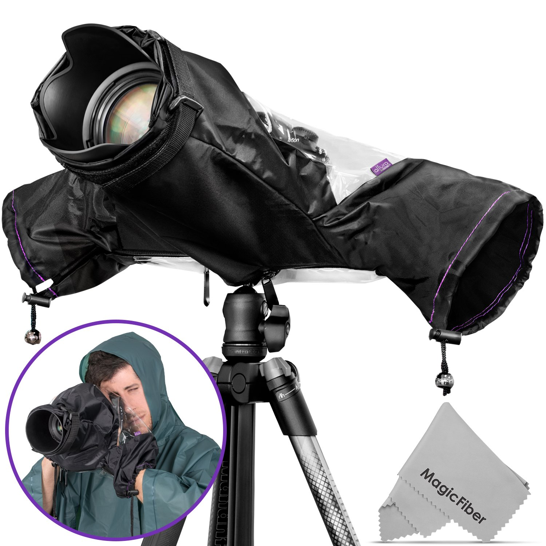 Amazon Altura Professional Rain Cover Canon Nikon DSLR Cameras Camera &