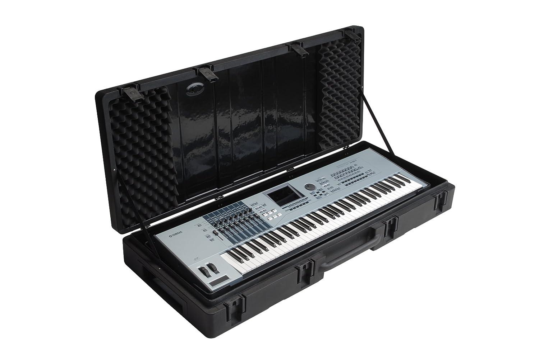 SKB 1SKB-R5220W - Maleta para perfil bajo roto-moldeada con ruedas: Amazon.es: Instrumentos musicales