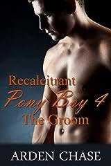 Recalcitrant Pony Boy 4: The Groom Kindle Edition