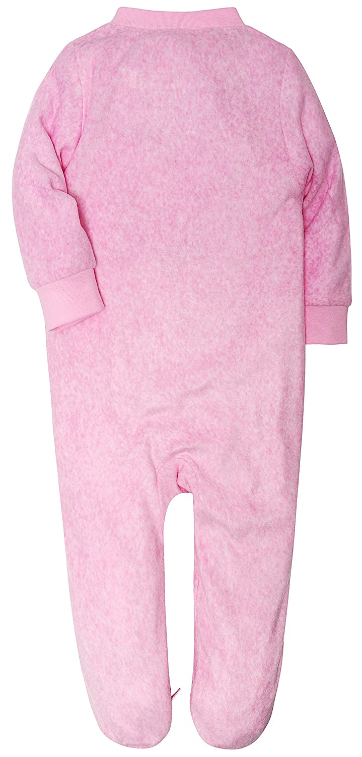 4d63b28e84 Amazon.com  Cute Baby Girls Boys Cotton Sleepsuit Onesies Zipper Infant  Footed Pajamas Toddler Sleepers Jumpsuit Clothes  Clothing