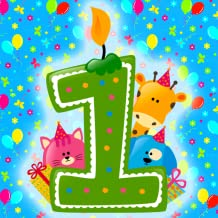 First Birthday Card Maker