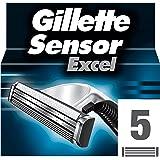 Gillette Sensor Men's Razor Blade Refills, Mens Razors / Blades