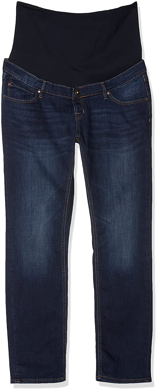 e72333850cd42 Noppies Women's Jeans OTB Slim Mila Comfort Everyday Blue Maternity: Amazon. co.uk: Clothing
