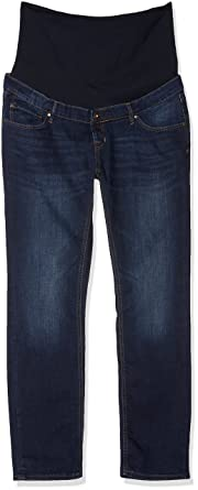 c37323c3afe81 Noppies Women's Jeans OTB Slim Mila Comfort Everyday Blue Maternity C320,  34W x 30L