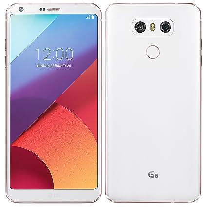 Amazon com: LG G6 H870 Single SIM 32GB - 5 7