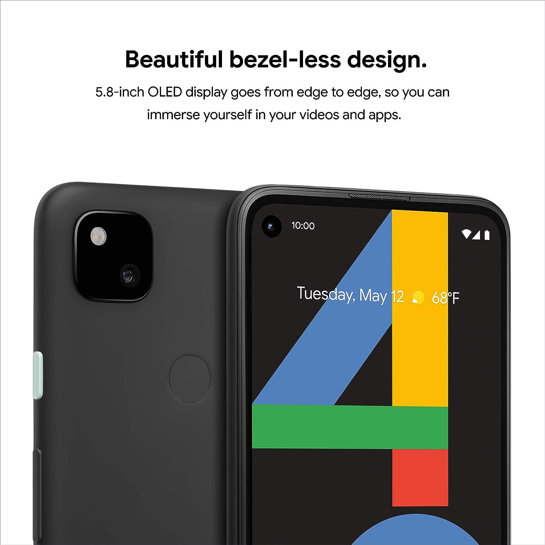Google Pixel 4a Review 2020