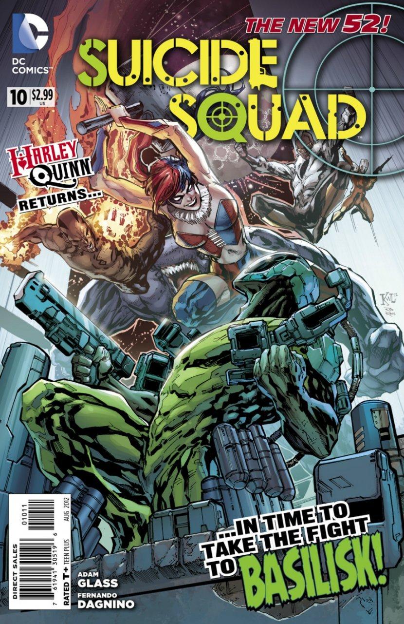 Download Suicide Squad #10 pdf