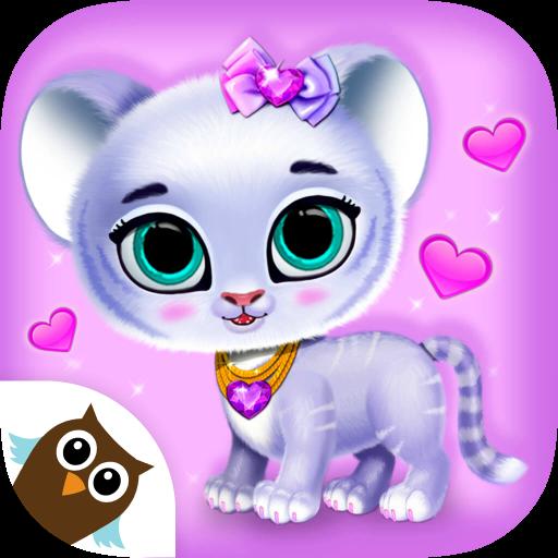 - Baby Tiger Care - My Cute Virtual Pet Friend