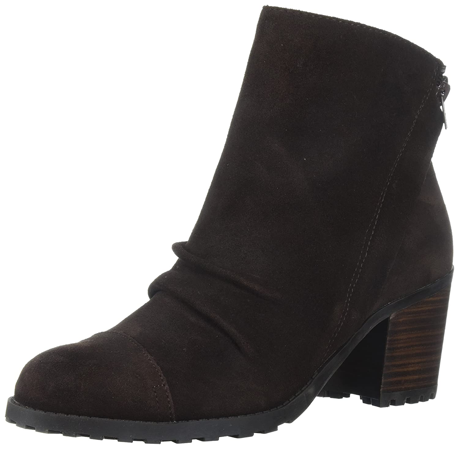 Aerosoles Women's Province Ankle Boot B06Y61XW6Z 11 B(M) US|Dark Brown Suede